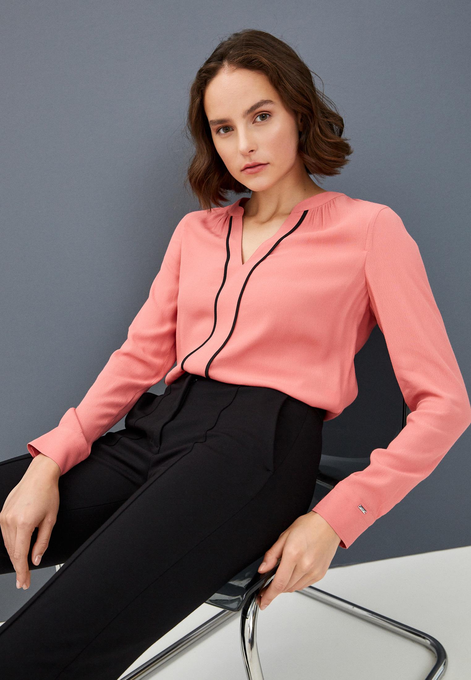 Блуза Calvin Klein (Кельвин Кляйн) K20K202201: изображение 2