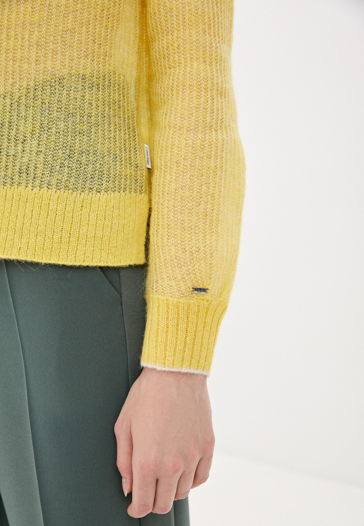 Джемпер Calvin Klein (Кельвин Кляйн) K20K202170: изображение 4
