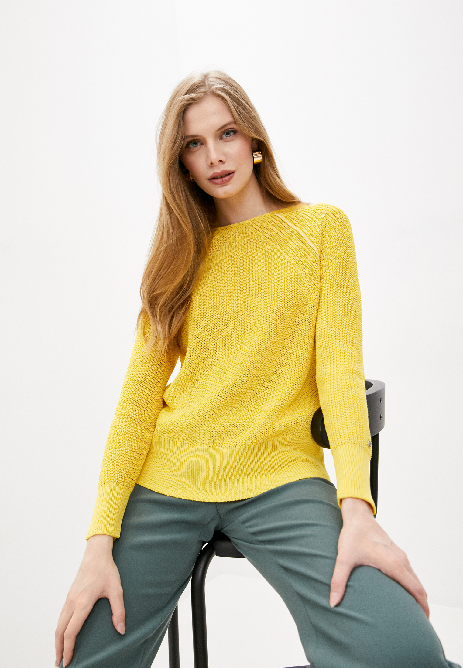 Джемпер Calvin Klein (Кельвин Кляйн) K20K202040