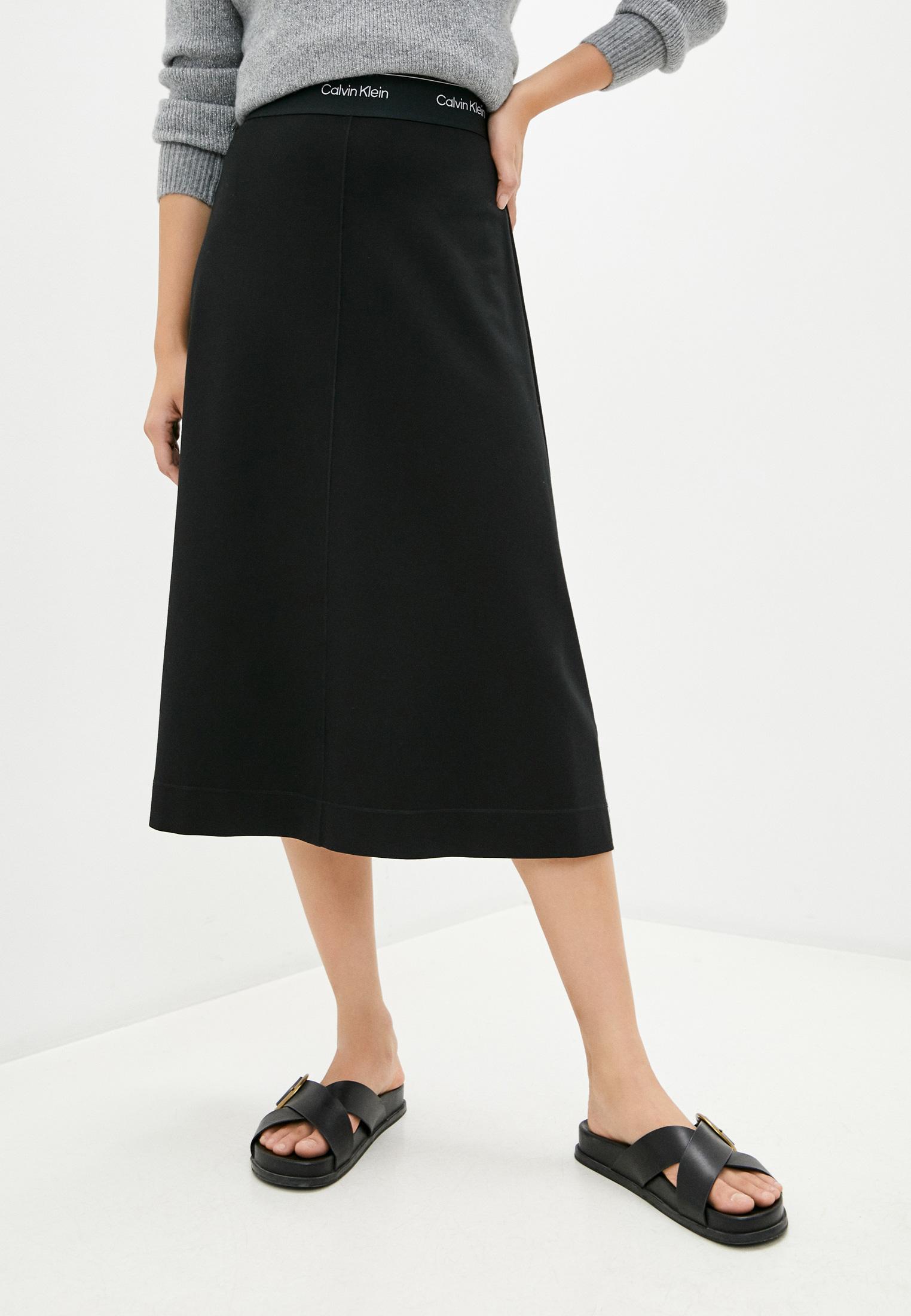 Широкая юбка Calvin Klein (Кельвин Кляйн) K20K202335