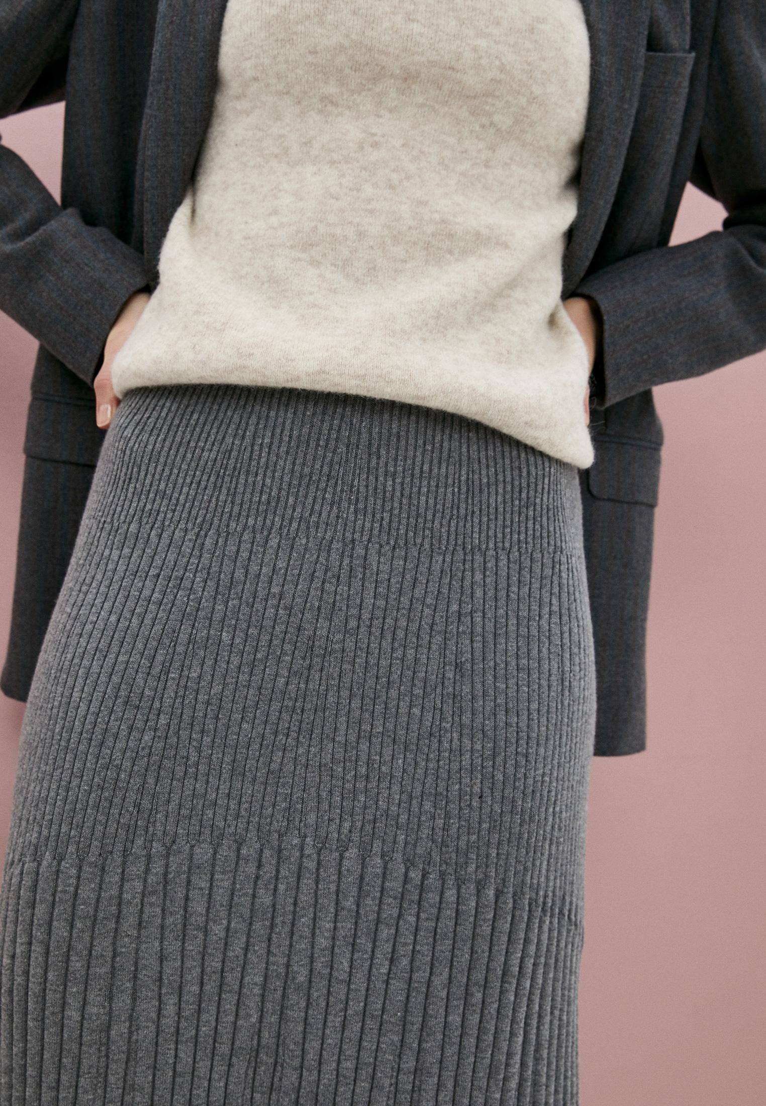 Широкая юбка Calvin Klein (Кельвин Кляйн) K20K202328: изображение 2