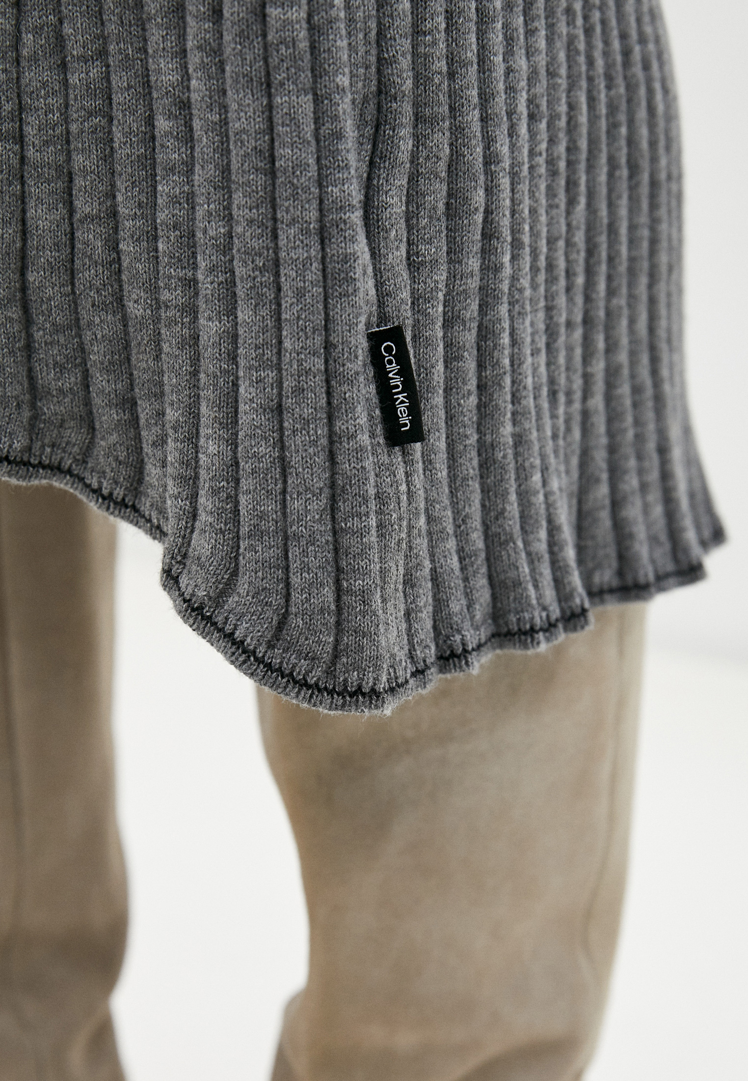 Широкая юбка Calvin Klein (Кельвин Кляйн) K20K202328: изображение 5