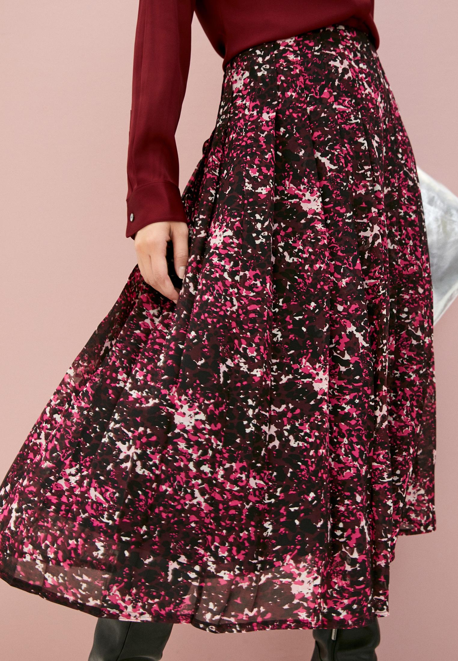 Широкая юбка Calvin Klein (Кельвин Кляйн) K20K202426: изображение 2
