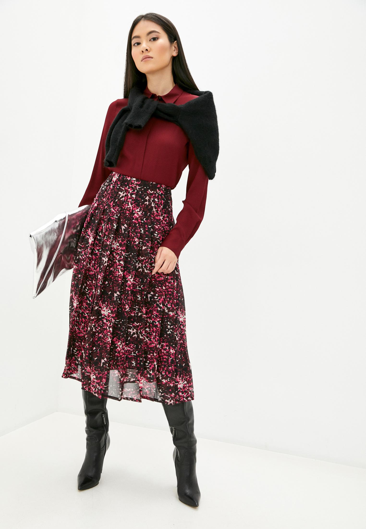 Широкая юбка Calvin Klein (Кельвин Кляйн) K20K202426: изображение 3