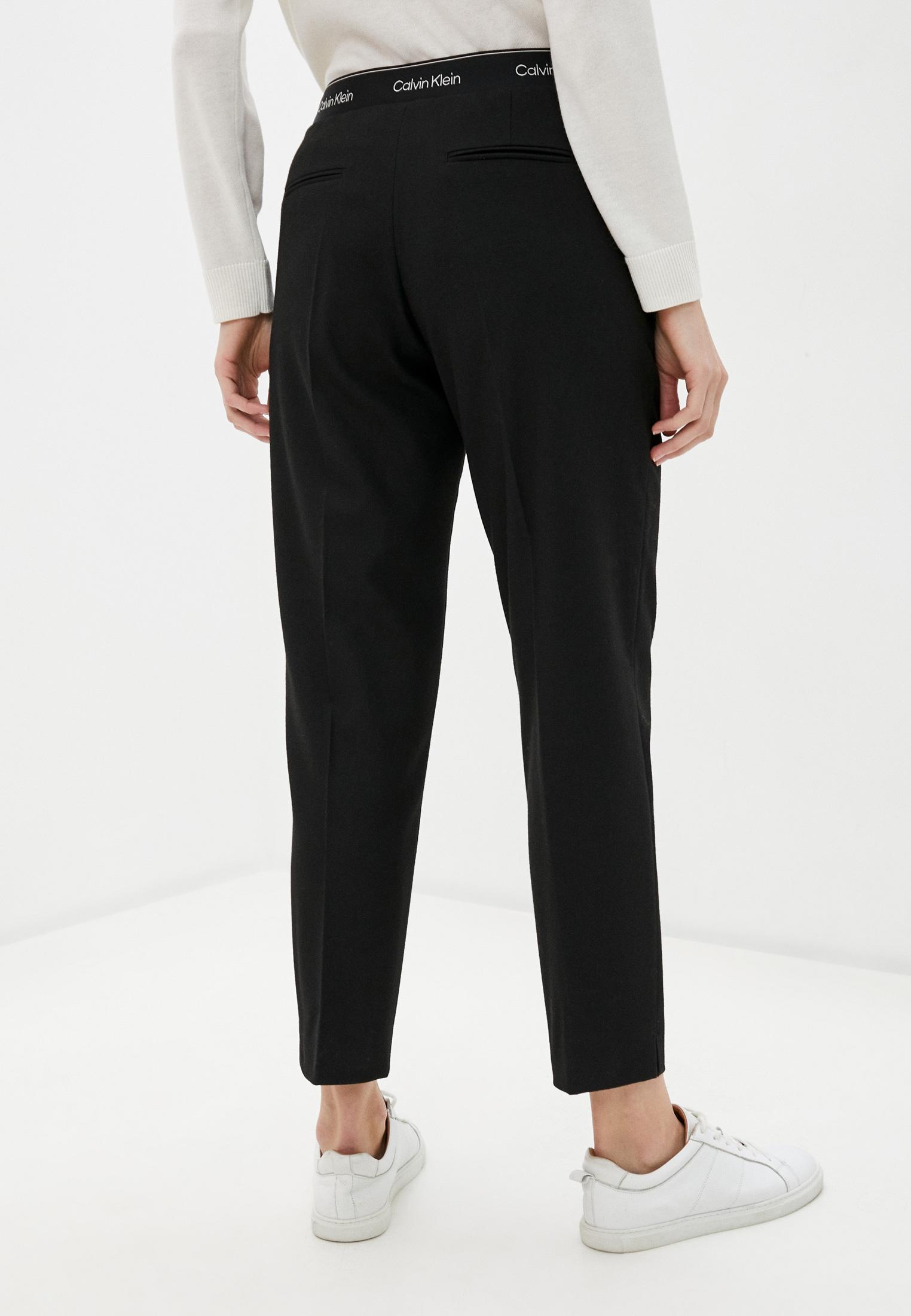 Женские классические брюки Calvin Klein (Кельвин Кляйн) K20K202306: изображение 4