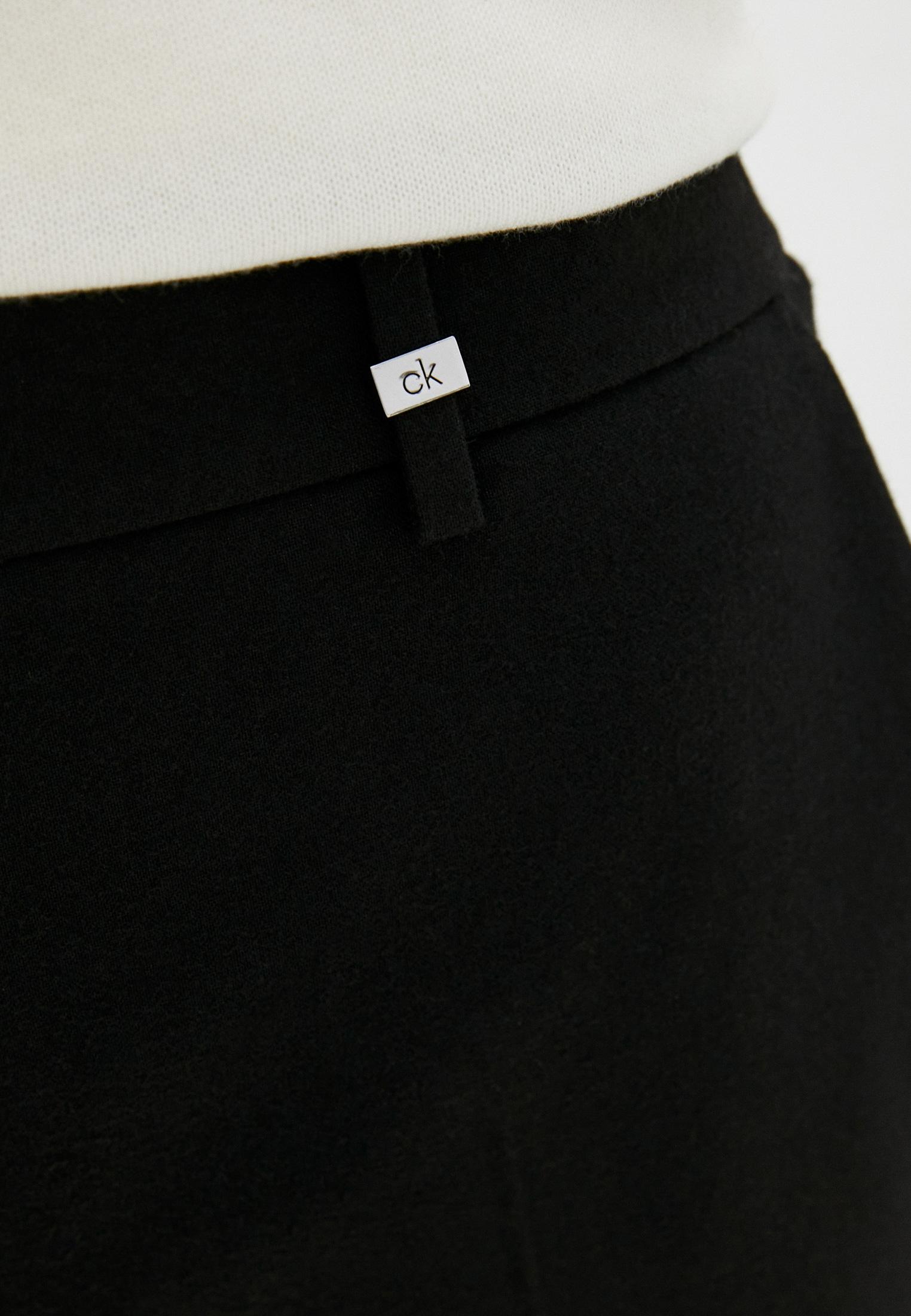 Женские классические брюки Calvin Klein (Кельвин Кляйн) K20K202306: изображение 5