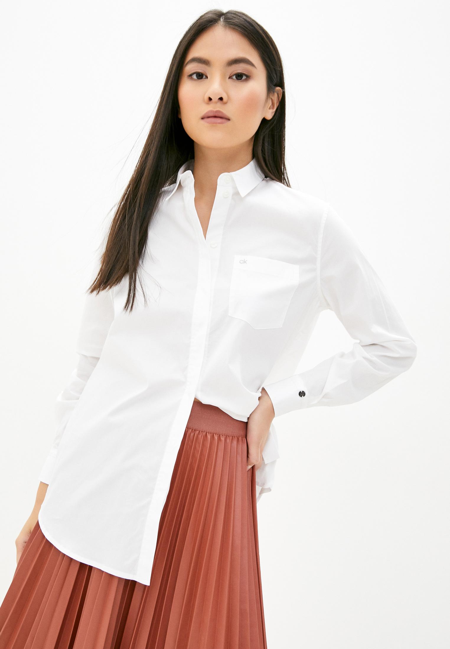Женские рубашки с длинным рукавом Calvin Klein (Кельвин Кляйн) K20K202414