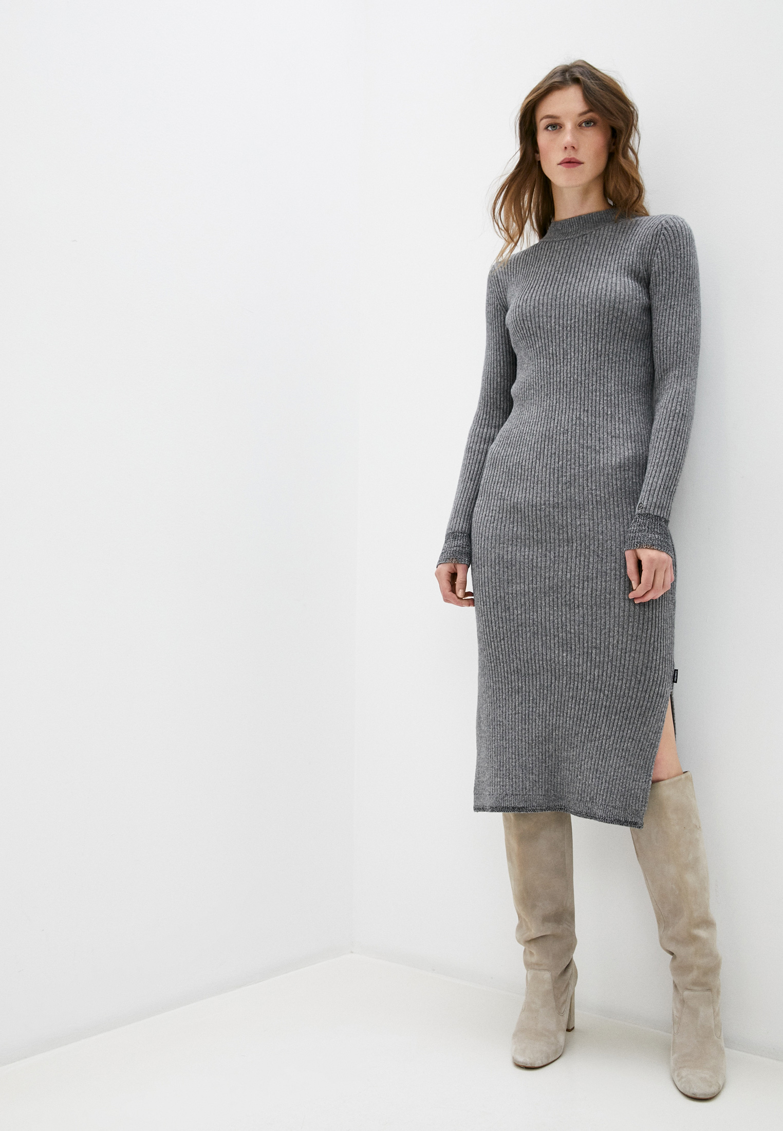 Вязаное платье Calvin Klein (Кельвин Кляйн) K20K202289