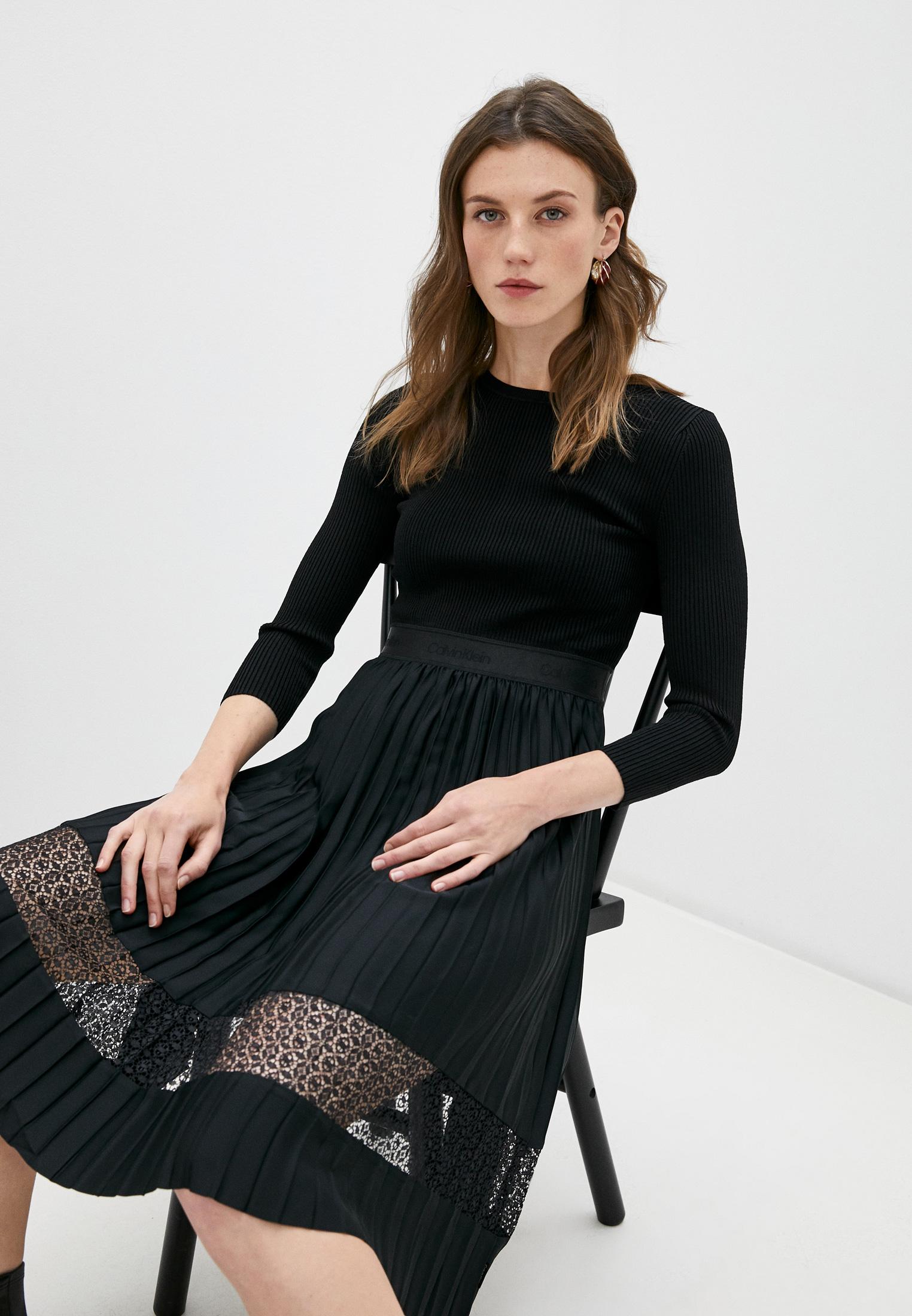 Повседневное платье Calvin Klein (Кельвин Кляйн) K20K202419