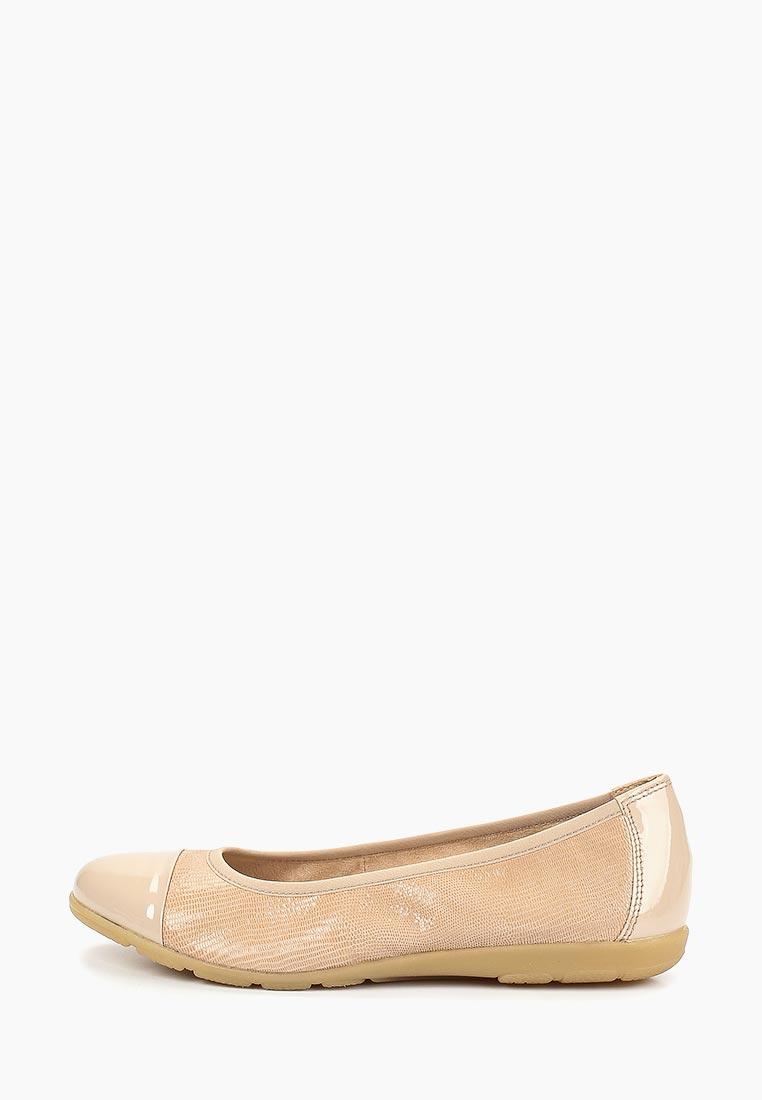 Женские балетки Caprice 9-9-22152-22