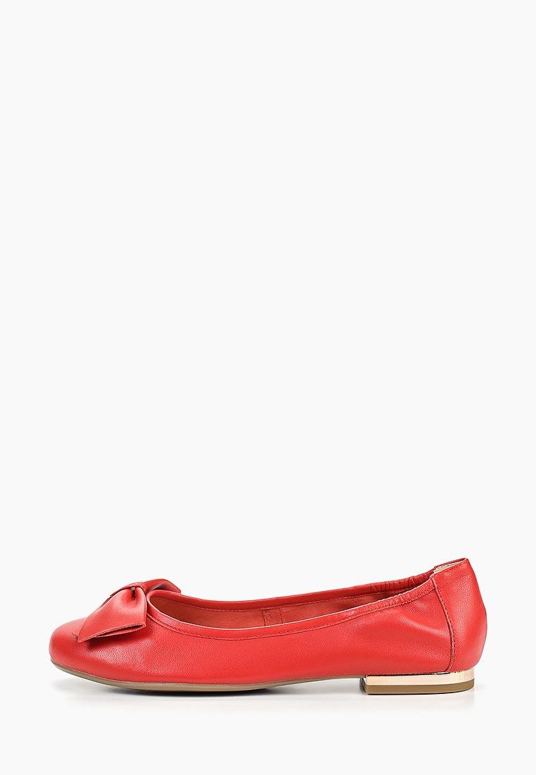 Женские балетки Caprice 9-9-22100-22