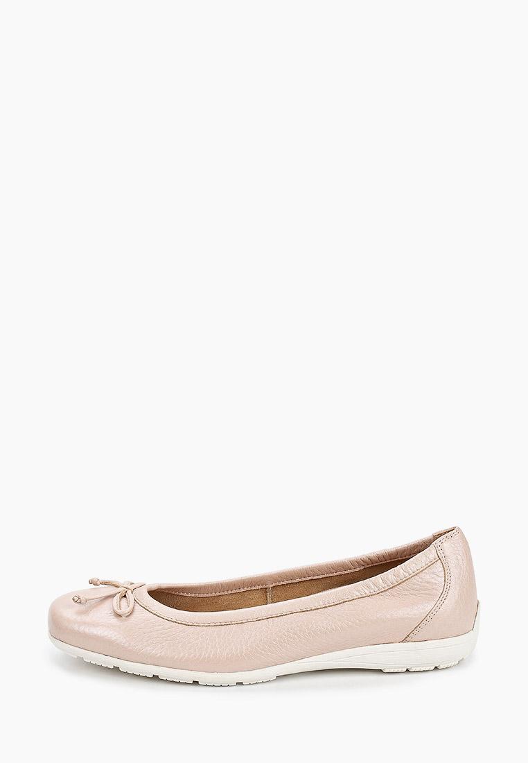 Женские балетки Caprice 9-9-22106-24