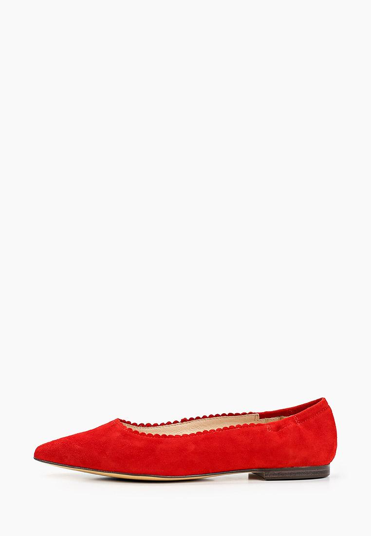 Женские балетки Caprice 9-9-22108-24