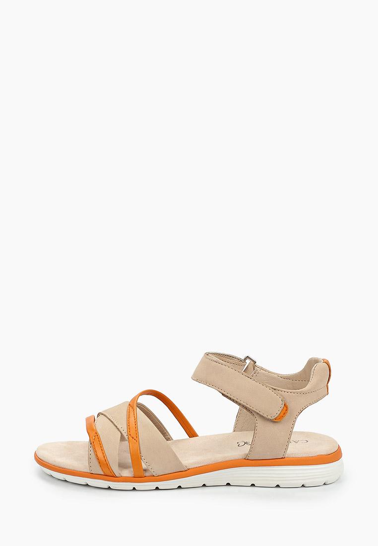 Женские сандалии Caprice (Каприз) 9-9-28607-24