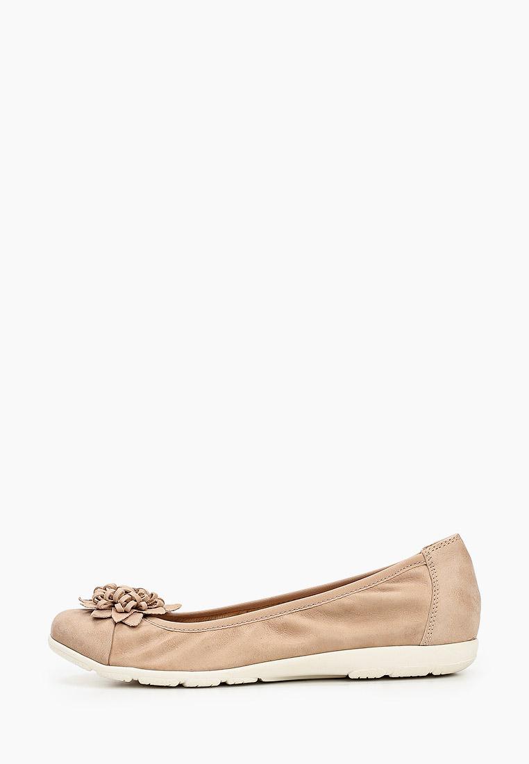 Женские балетки Caprice 9-9-22157-24