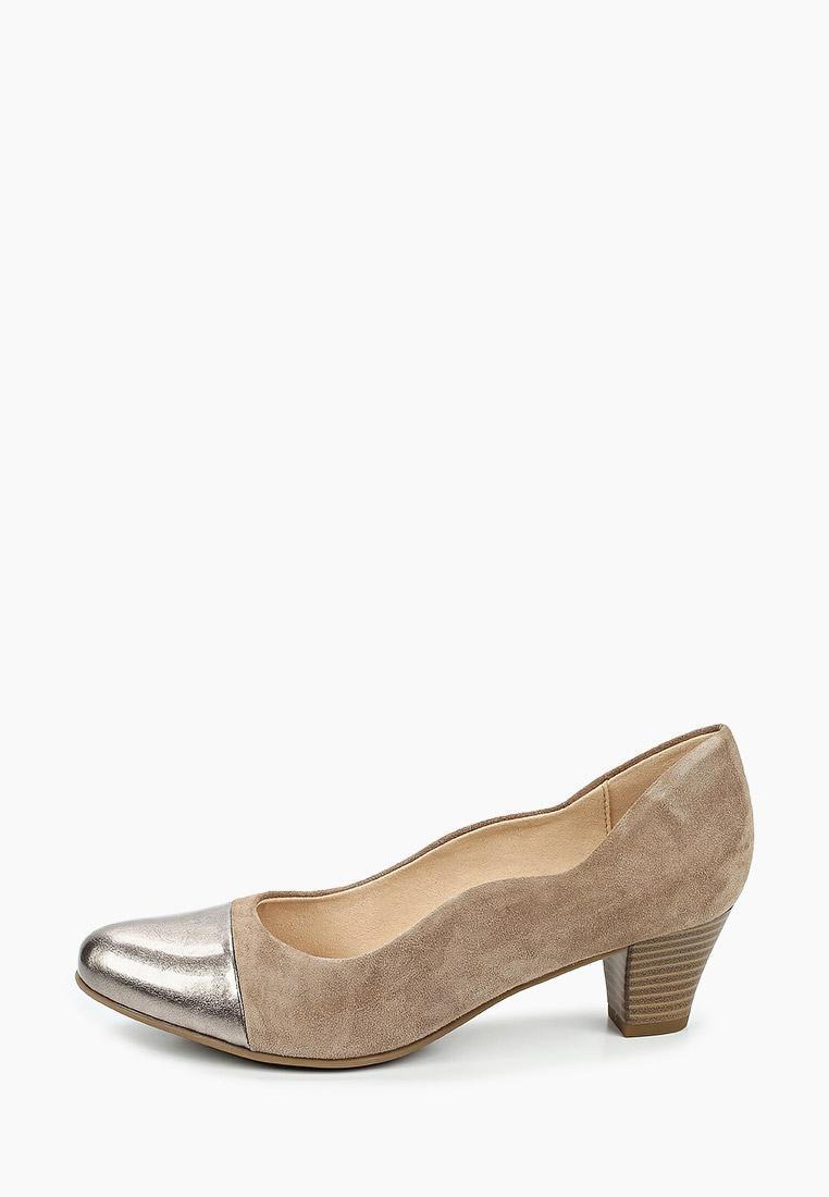 Женские туфли Caprice 9-9-22410-26: изображение 1