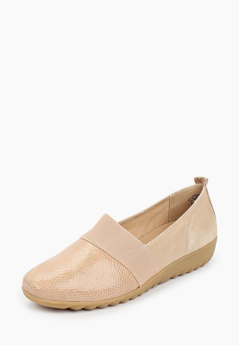 Женские туфли Caprice 9-9-24666-26: изображение 2