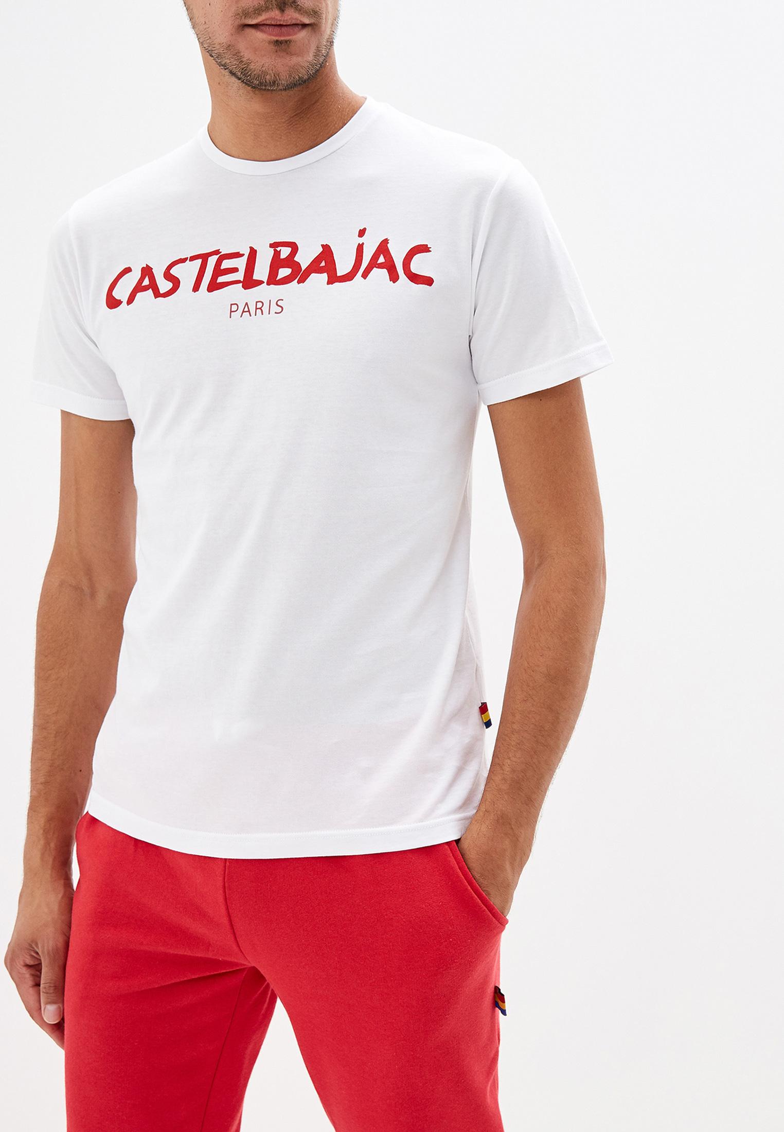 Футболка с коротким рукавом Castelbajac U34CBJ10002