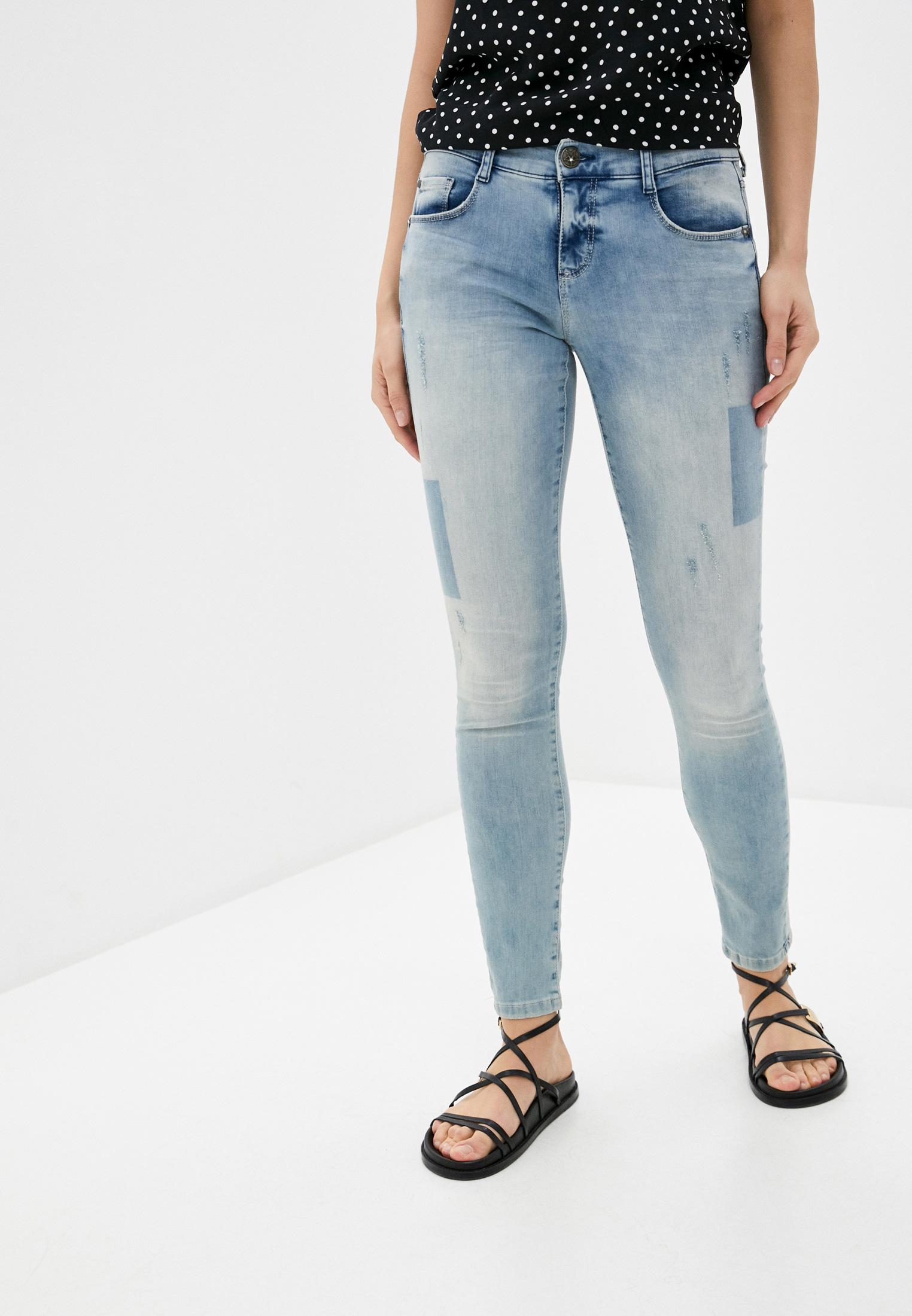 Зауженные джинсы Cartoon 8244/7187