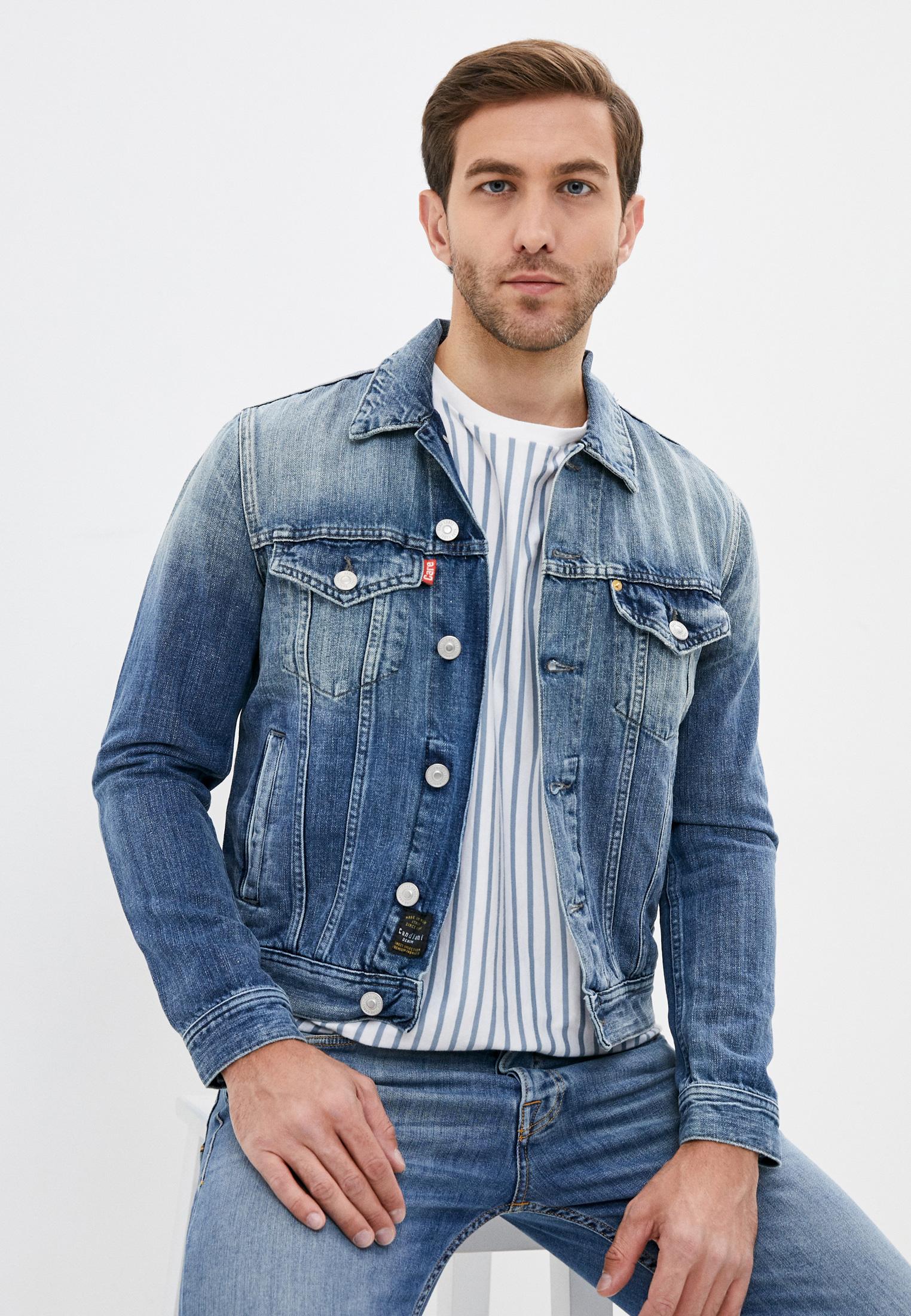 Джинсовая куртка Care Label DYLAN 493_HEMP 191_422