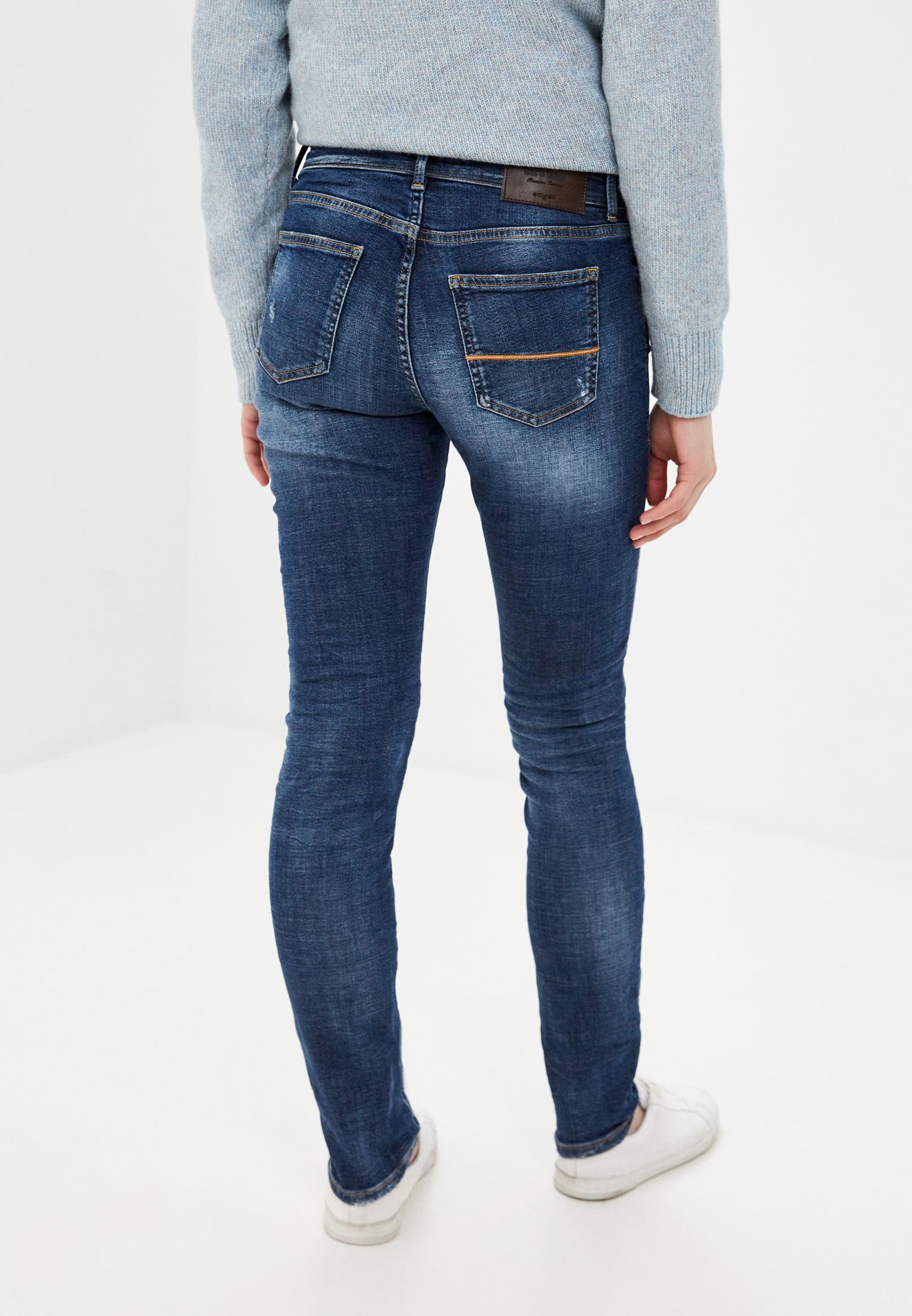 Зауженные джинсы Care Label CIGAR 137_NAY 215_217: изображение 3
