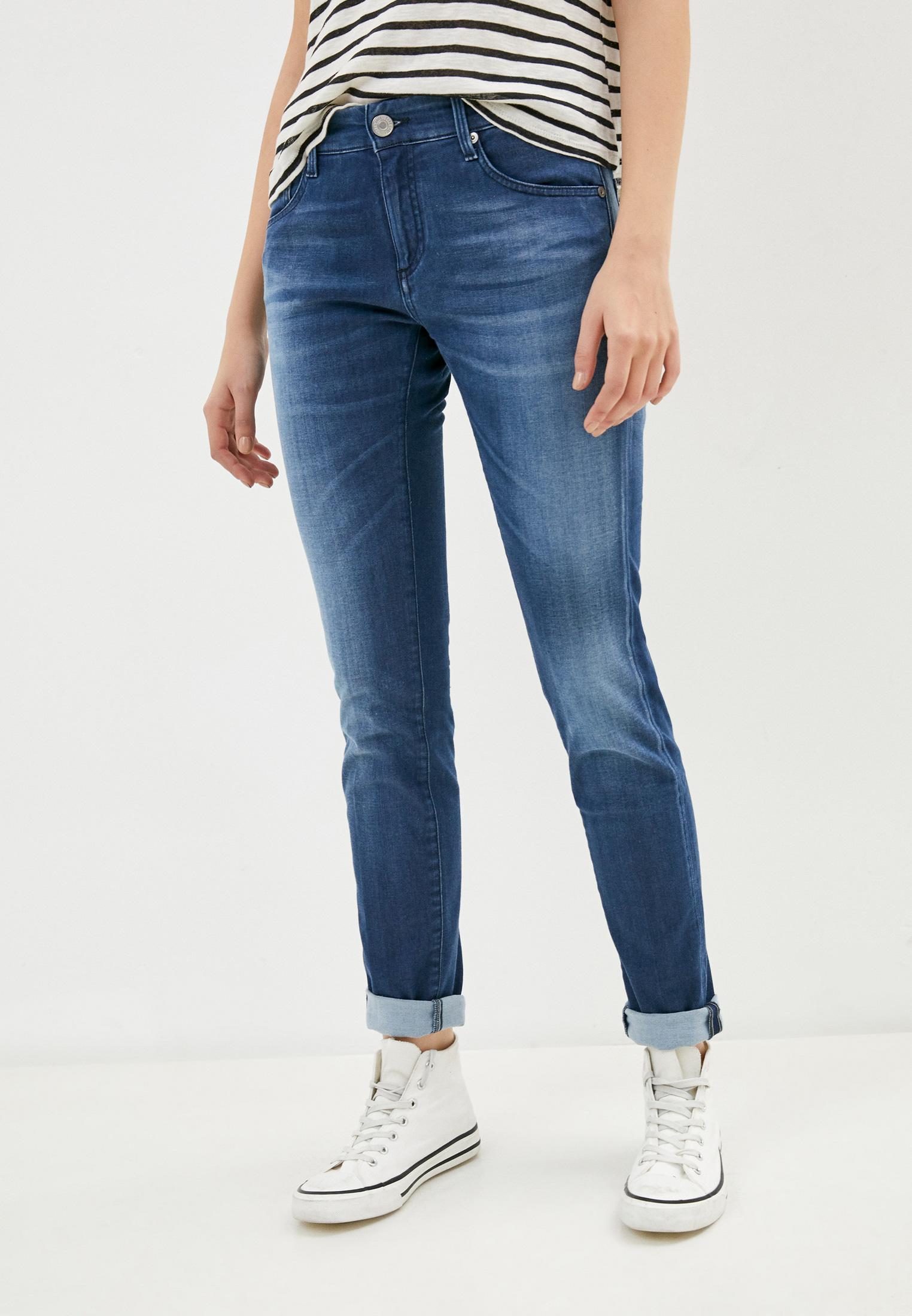 Зауженные джинсы Care Label CIGAR 138_BLUE BALLAD 275_475 OPERA