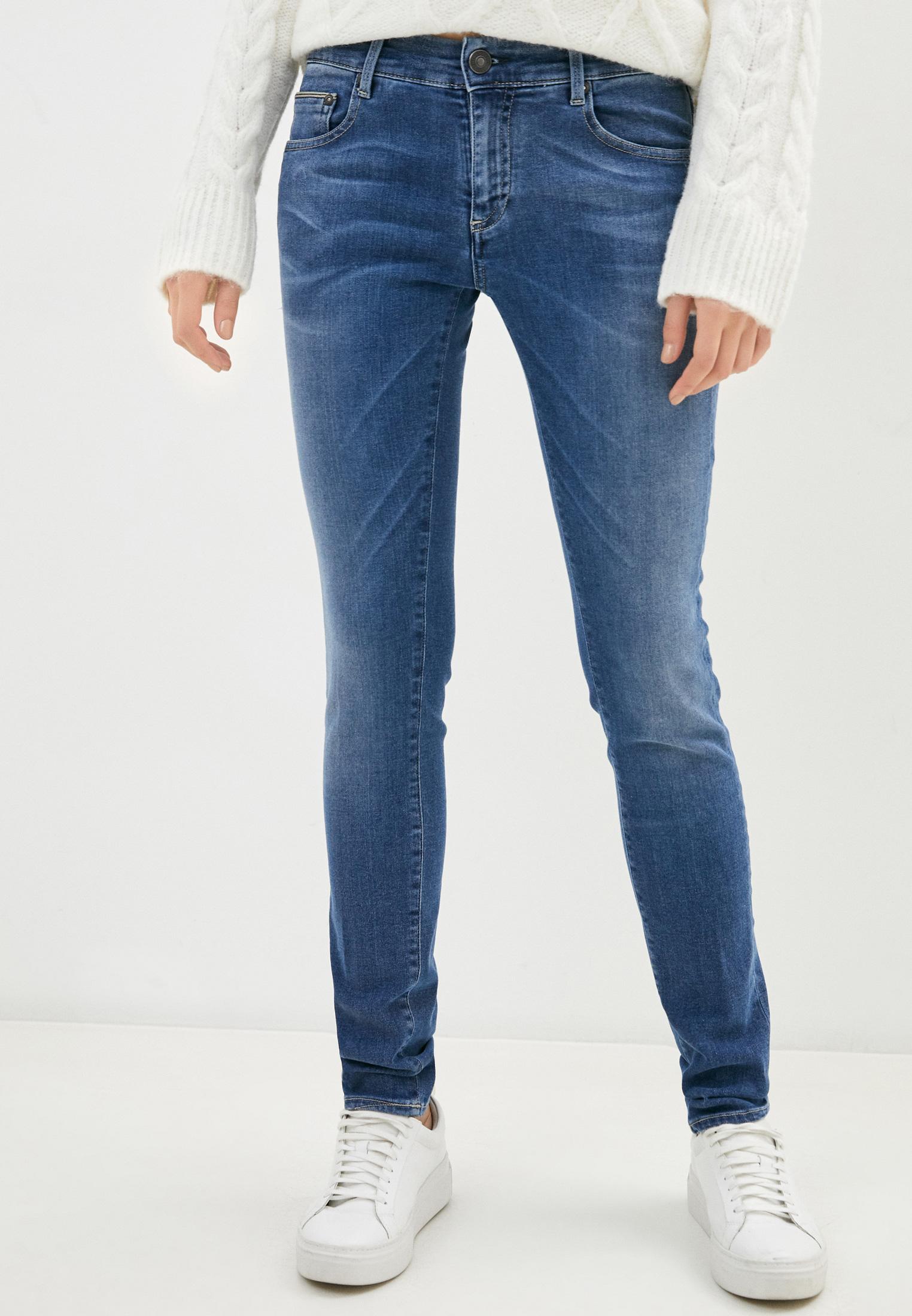 Зауженные джинсы Care Label CIGAR 138_DANCE 247_496 OPENING