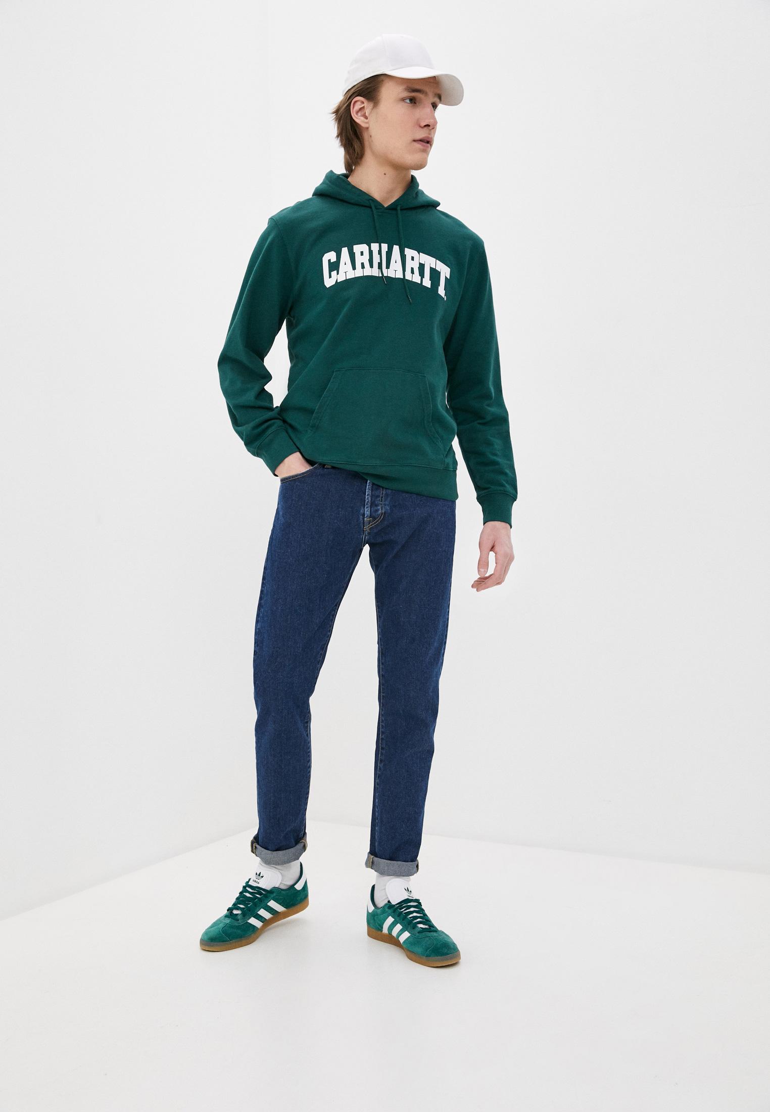 Мужские прямые джинсы Carhartt WIP I029207: изображение 2