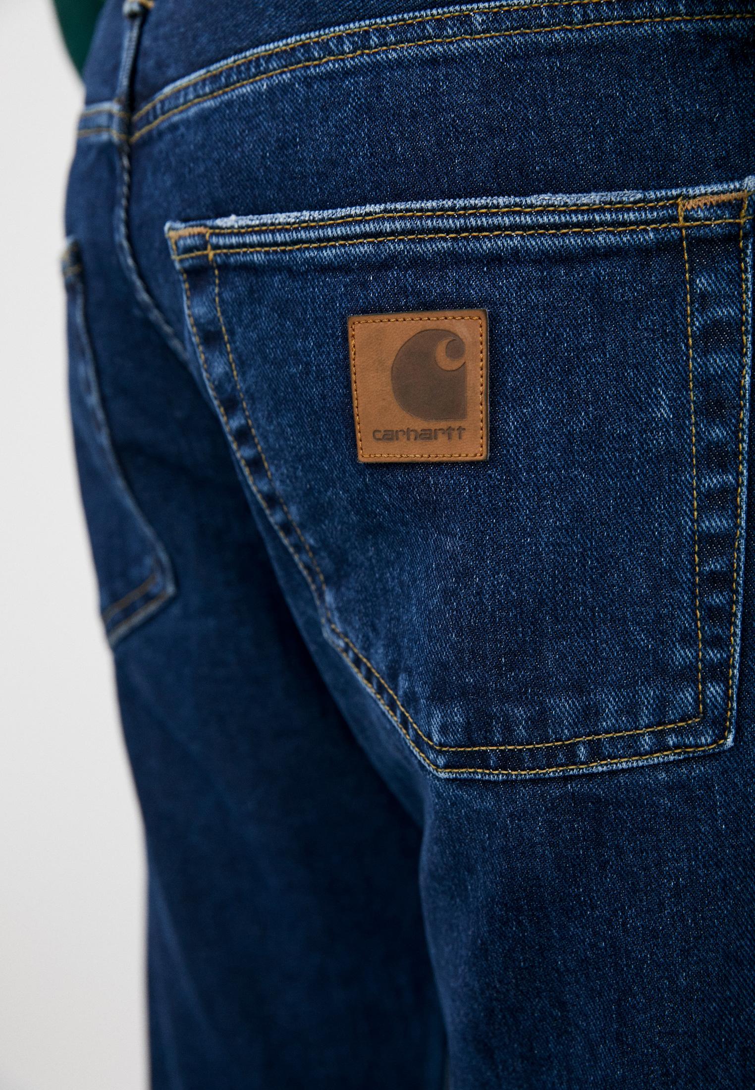 Мужские прямые джинсы Carhartt WIP I029207: изображение 4