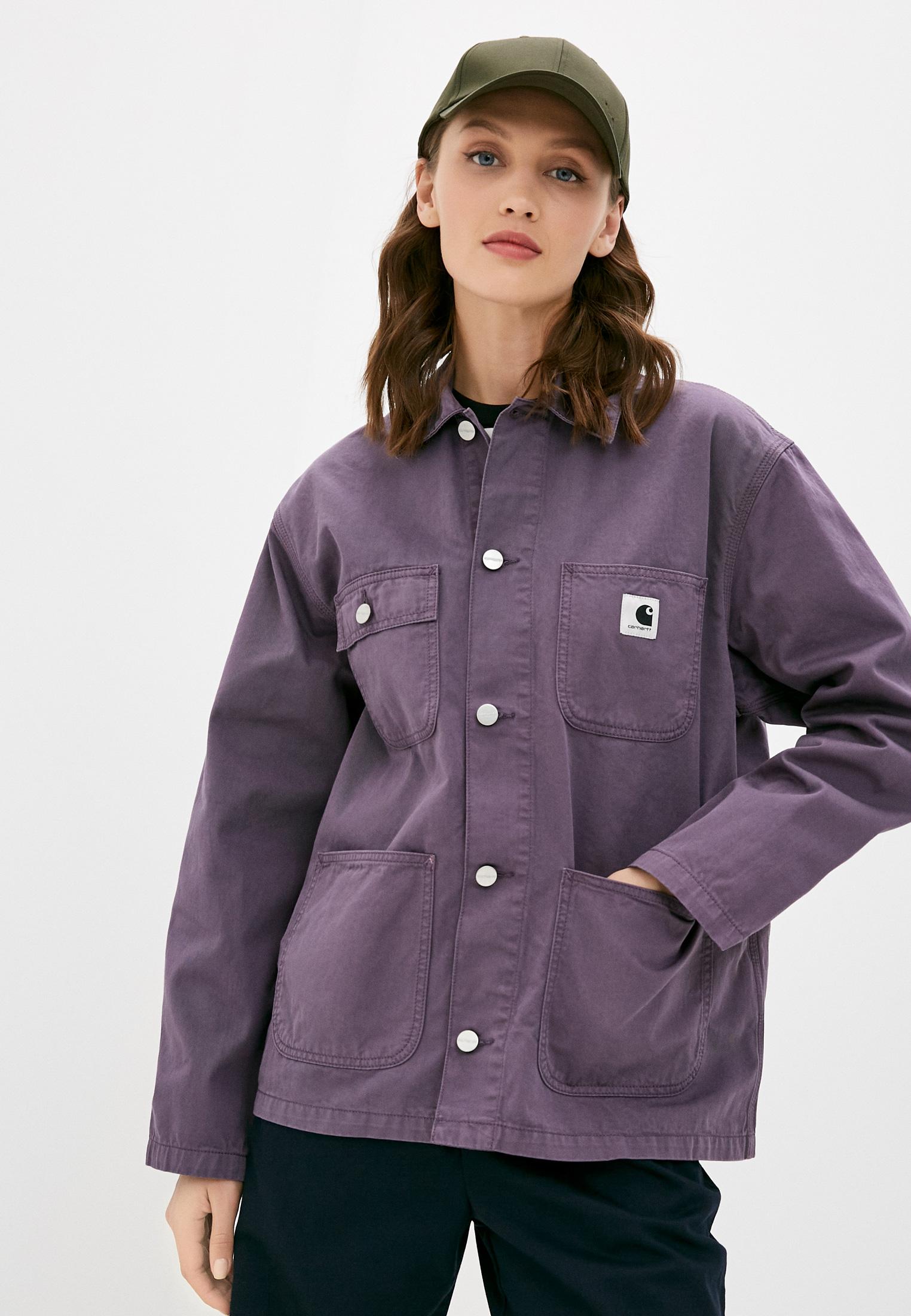 Джинсовая куртка Carhartt WIP I028003