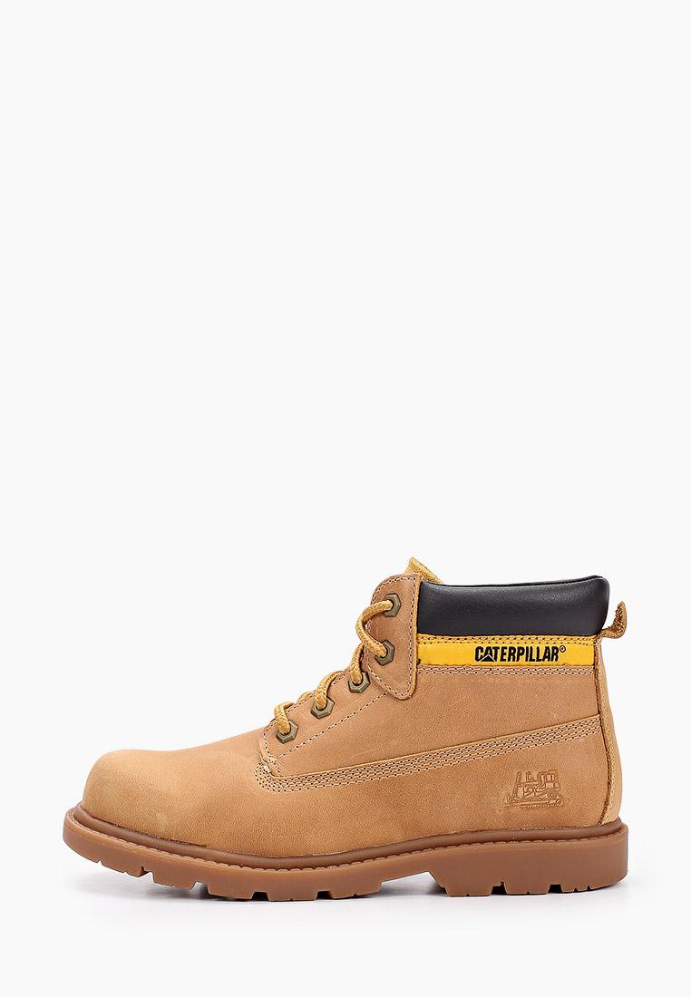 Ботинки для мальчиков Caterpillar P102351