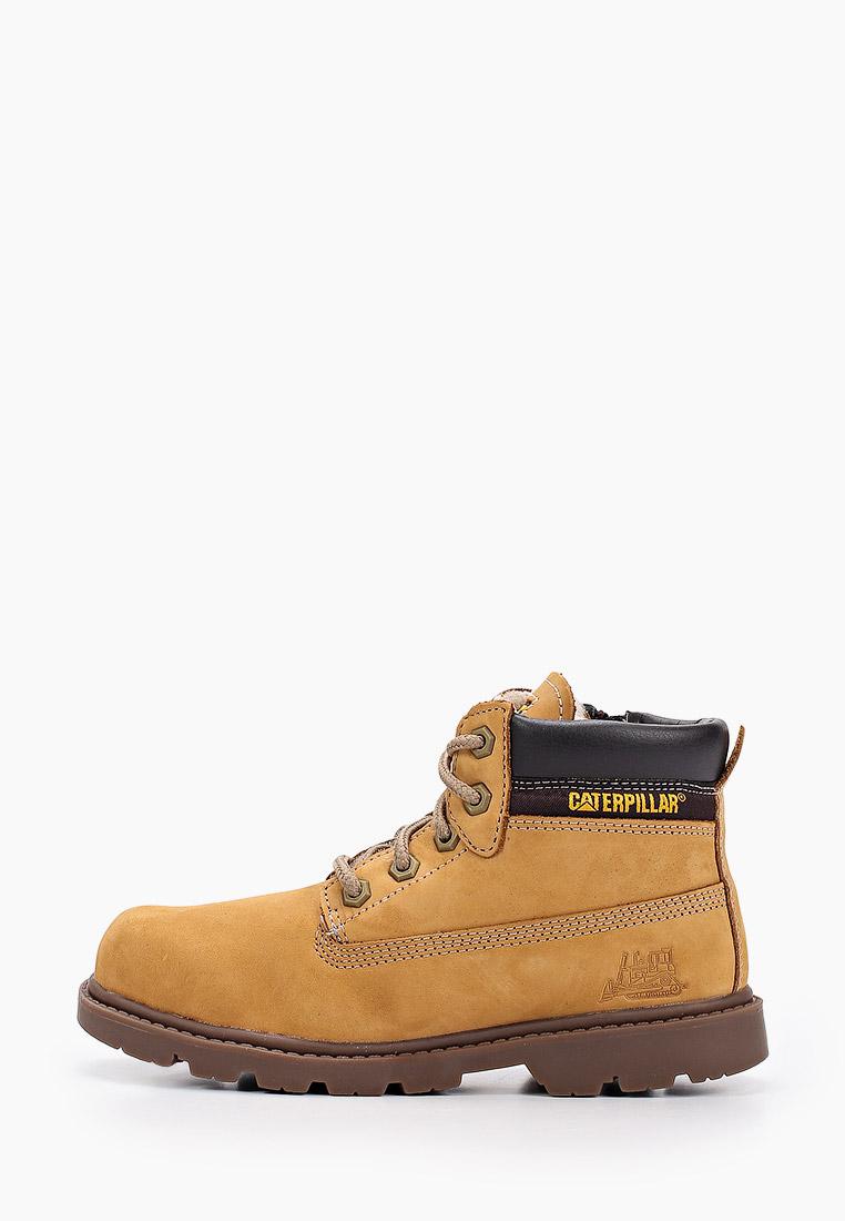 Ботинки для мальчиков Caterpillar P102421