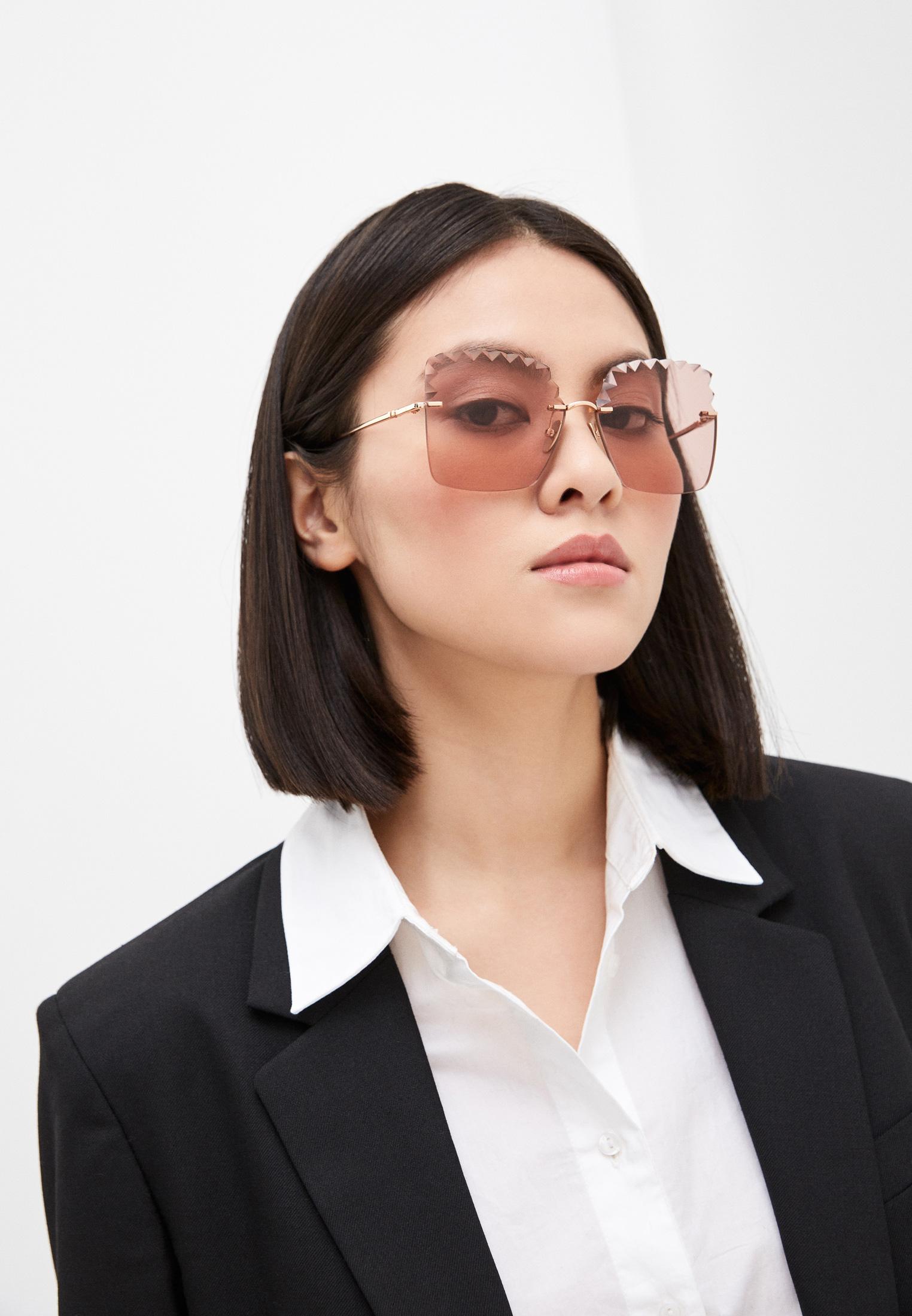 Женские солнцезащитные очки Carolina Herrera C-Herrera-NY-064-8FC: изображение 6
