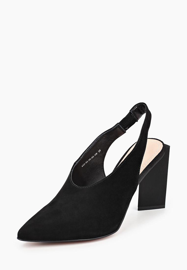 Женские туфли Calipso (Калипсо) 652-01-IG-01-VK: изображение 2