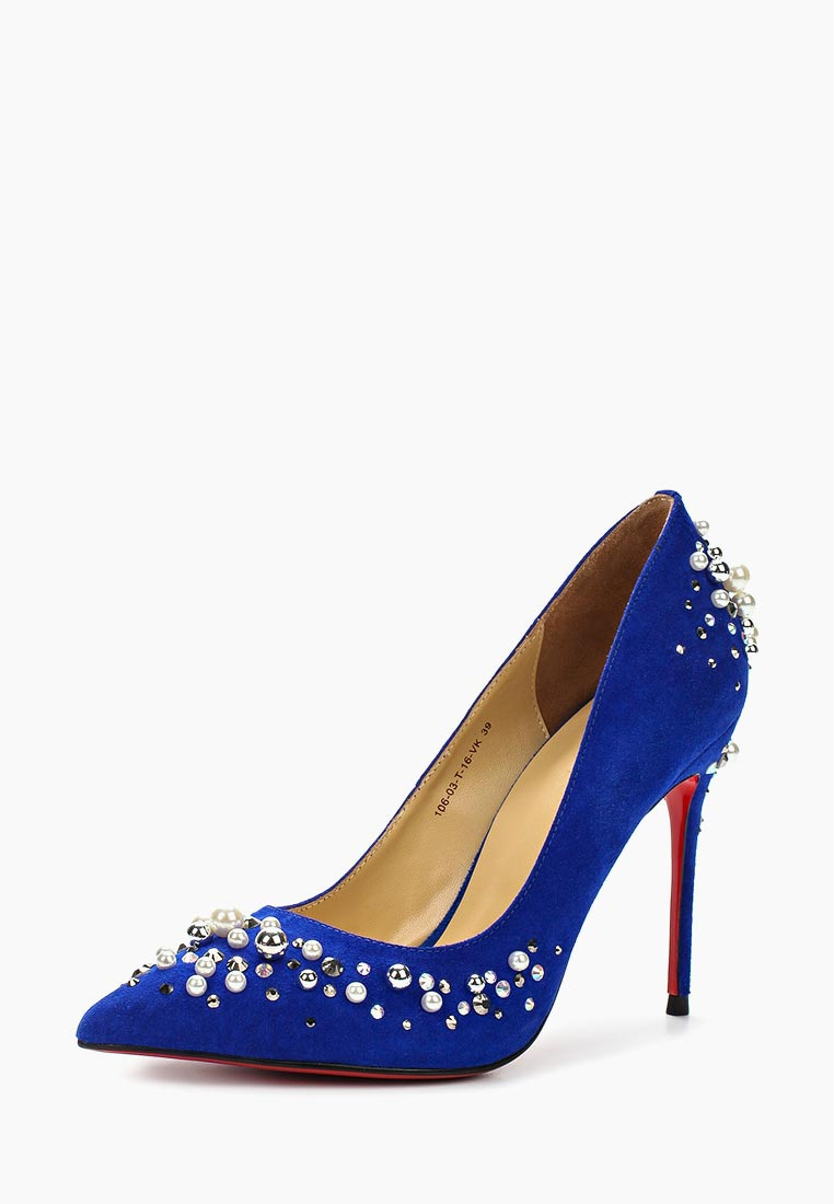 Женские туфли Calipso (Калипсо) 106-03-T-16-VK