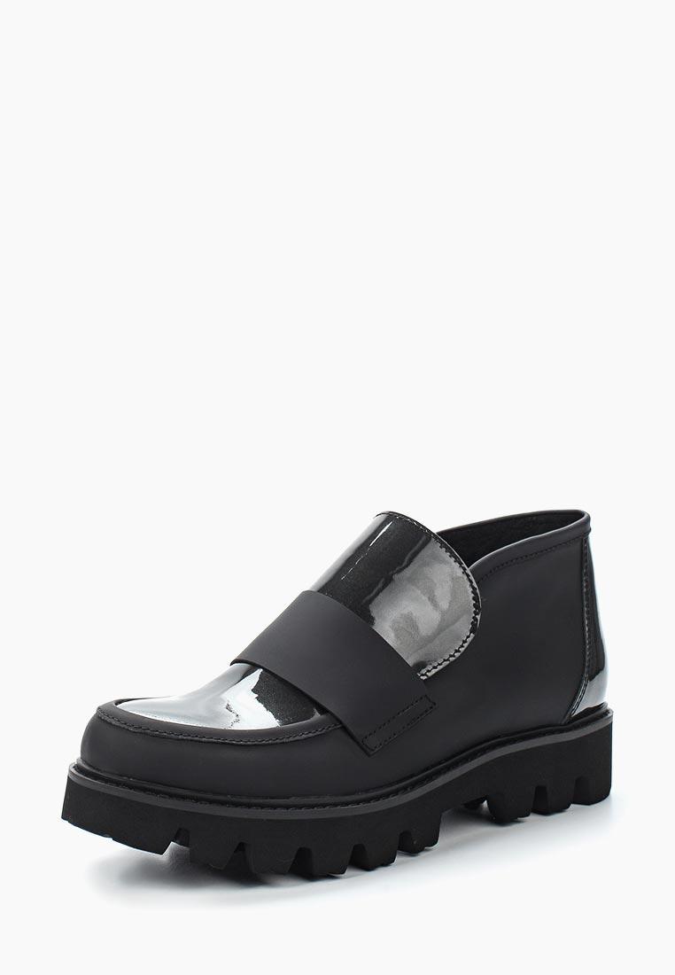 Женские ботинки Calipso (Калипсо) 160-02-ZC-01-KB