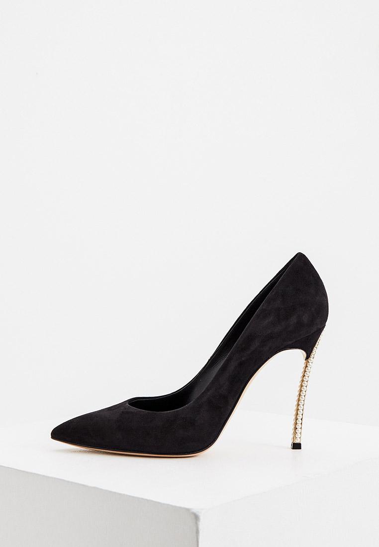 Женские туфли Casadei 1F168E100DPECAM