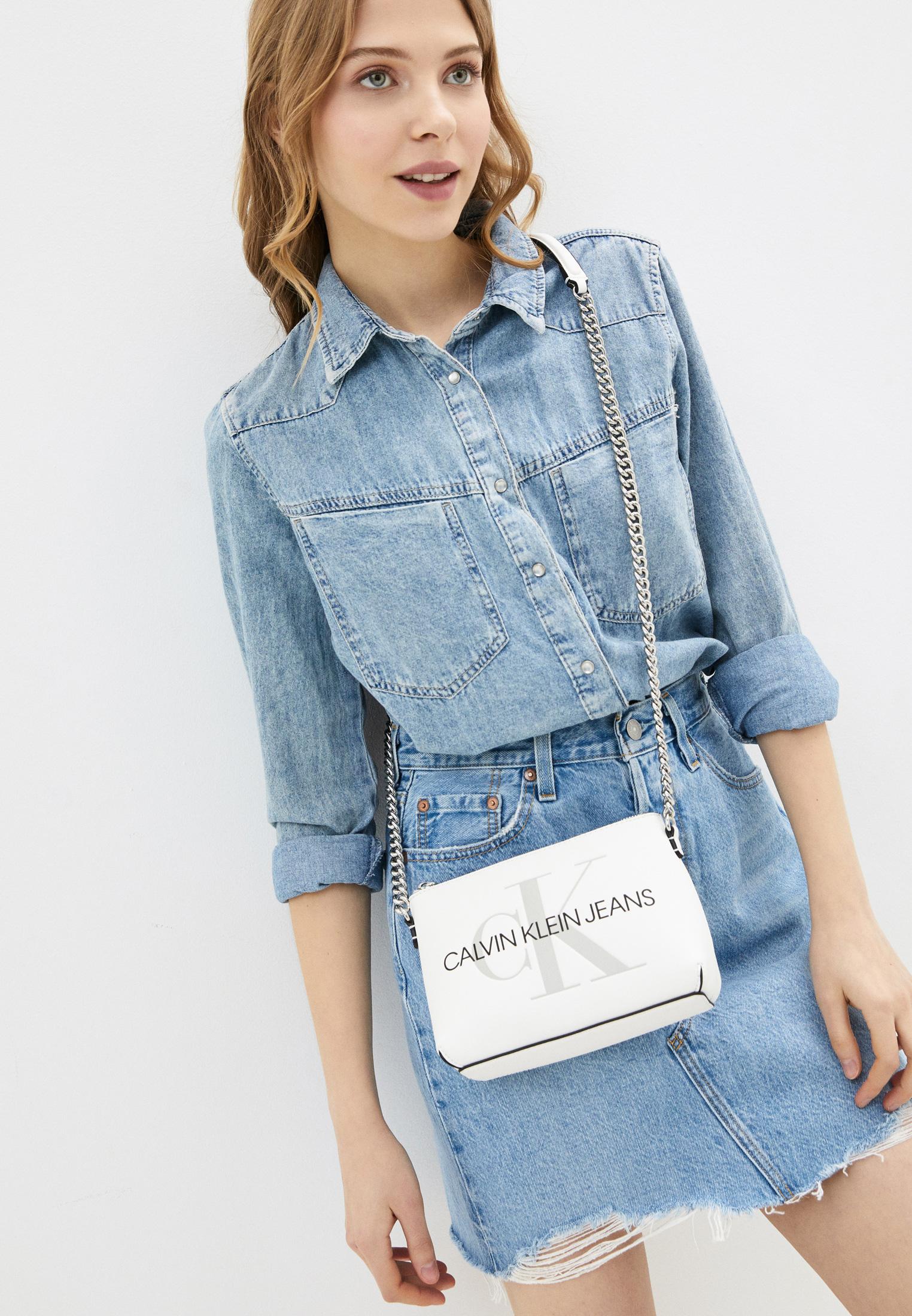 Сумка Calvin Klein Jeans K60K607858: изображение 4