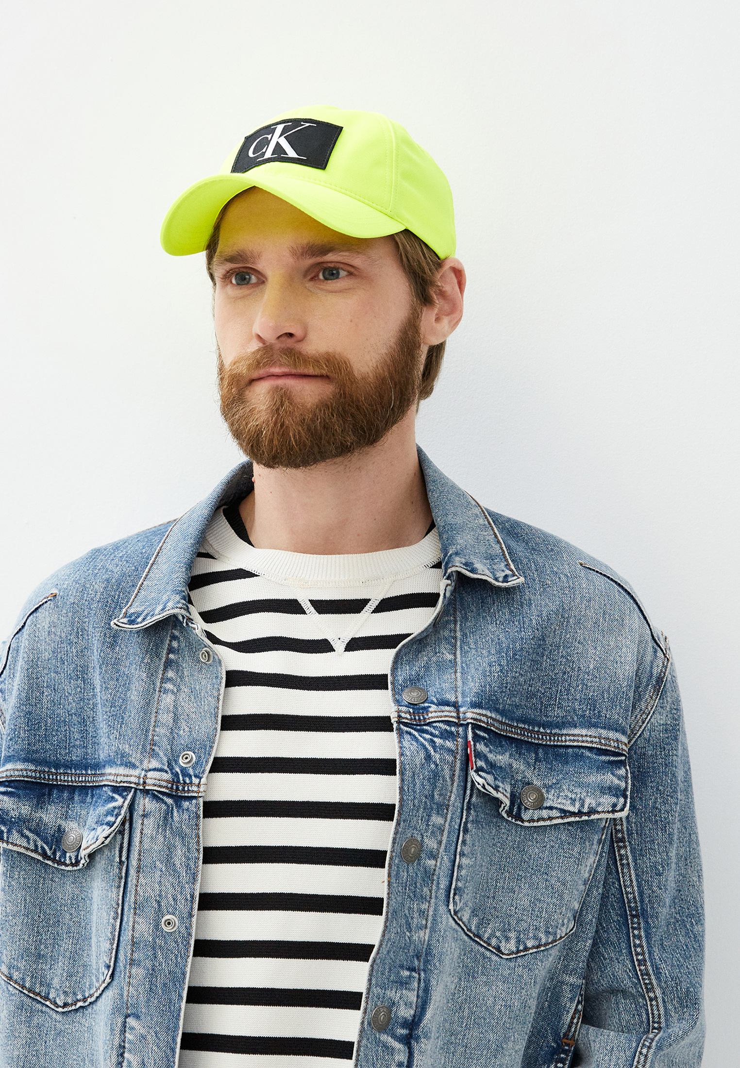 Бейсболка Calvin Klein Jeans K50K505872: изображение 4