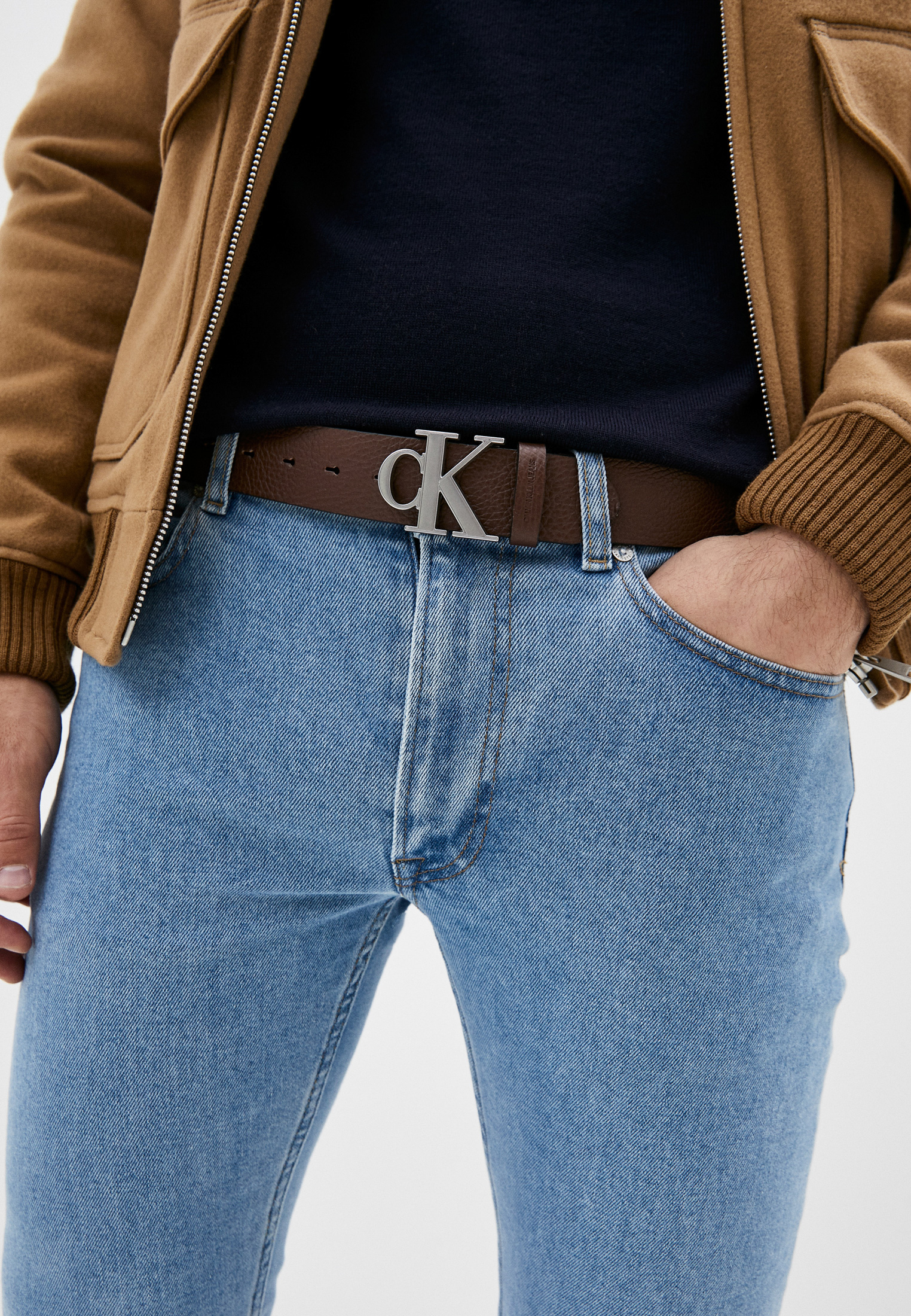 Ремень Calvin Klein Jeans K50K506434: изображение 3