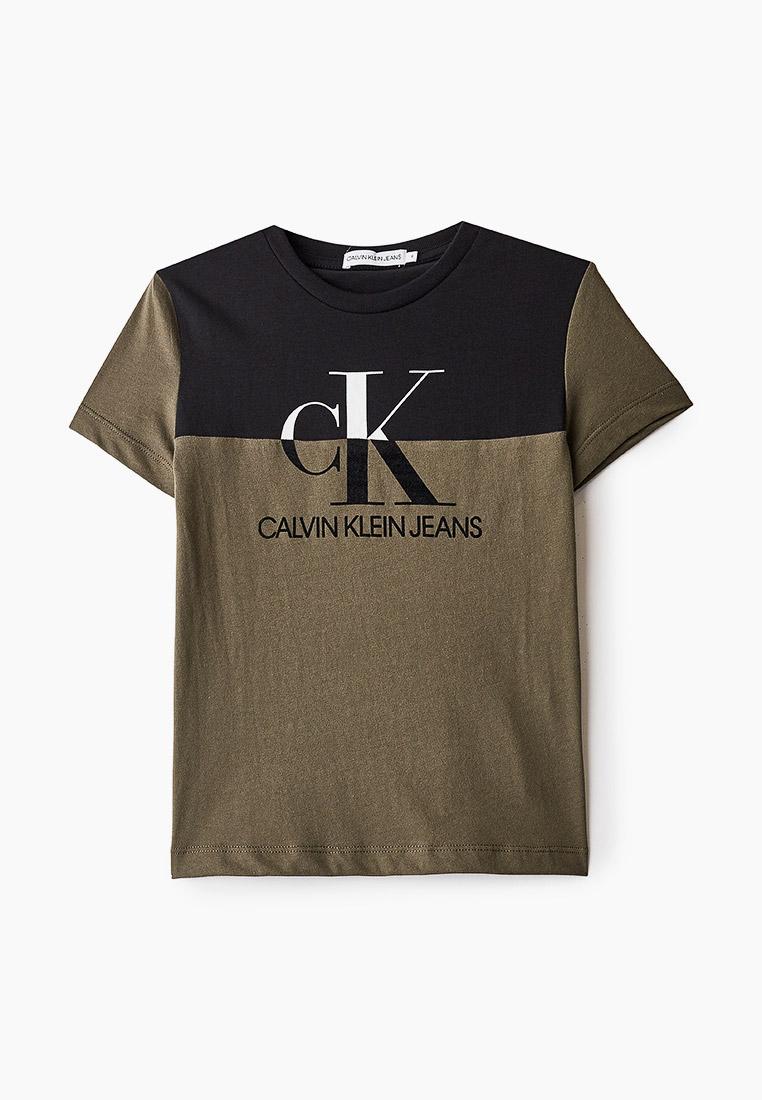 Футболка с коротким рукавом Calvin Klein Jeans IB0IB00527