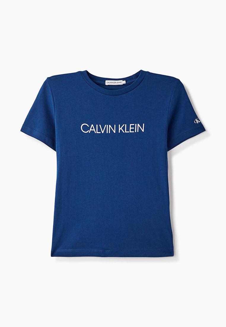 Футболка с коротким рукавом Calvin Klein Jeans IB0IB00347
