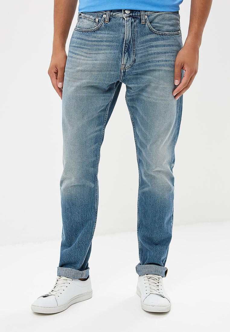 Мужские прямые джинсы Calvin Klein Jeans J30J307613