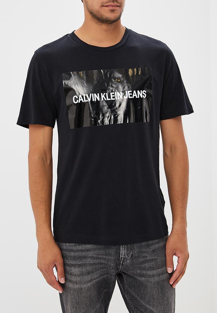 Футболка с коротким рукавом Calvin Klein Jeans J30J307850