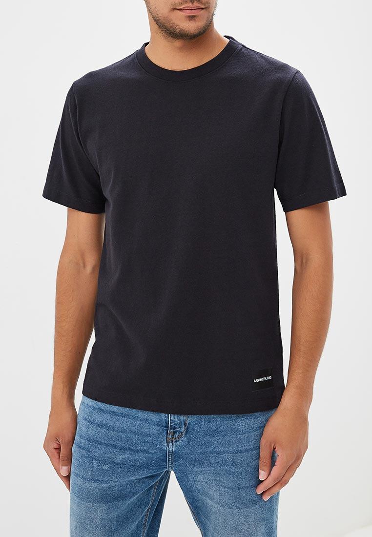 Футболка с коротким рукавом Calvin Klein Jeans J30J307799