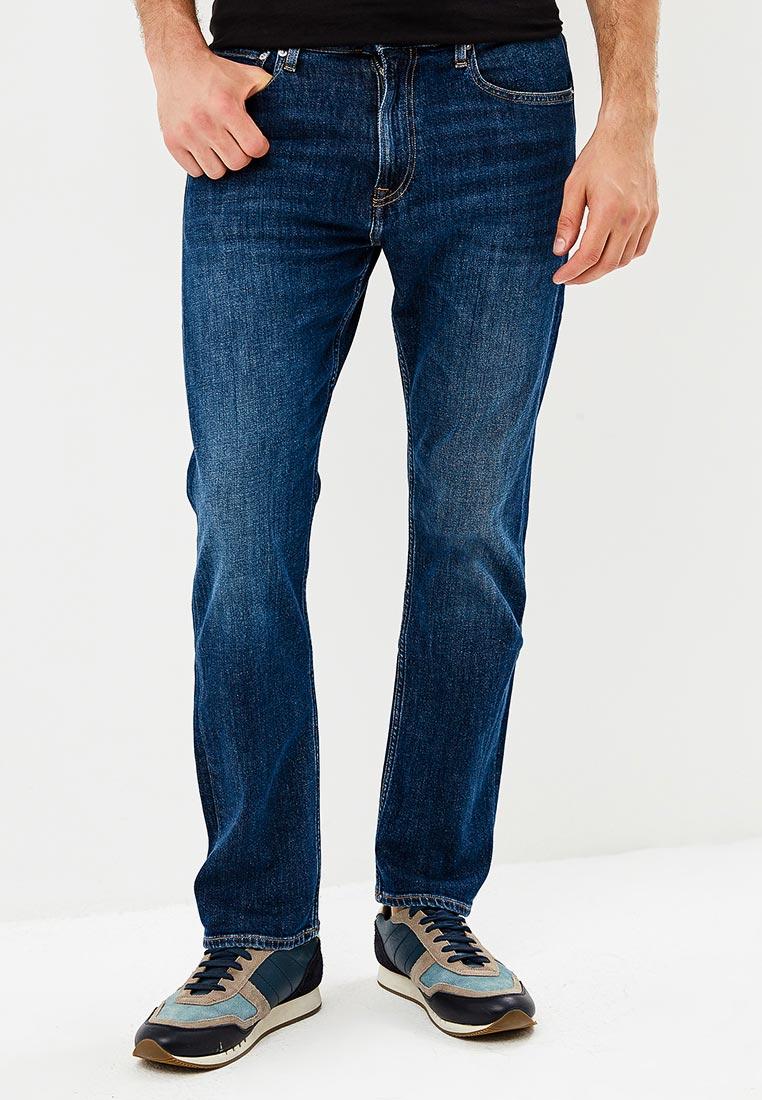 Мужские прямые джинсы Calvin Klein Jeans J30J309772
