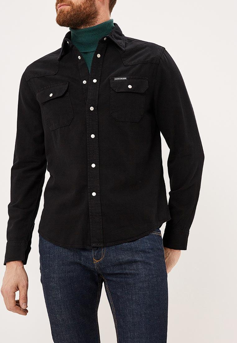 Рубашка с длинным рукавом Calvin Klein Jeans J30J309619