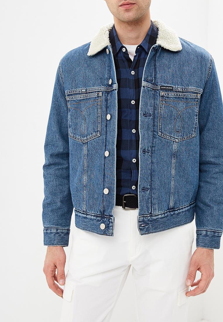 Джинсовая куртка Calvin Klein Jeans J30J309956