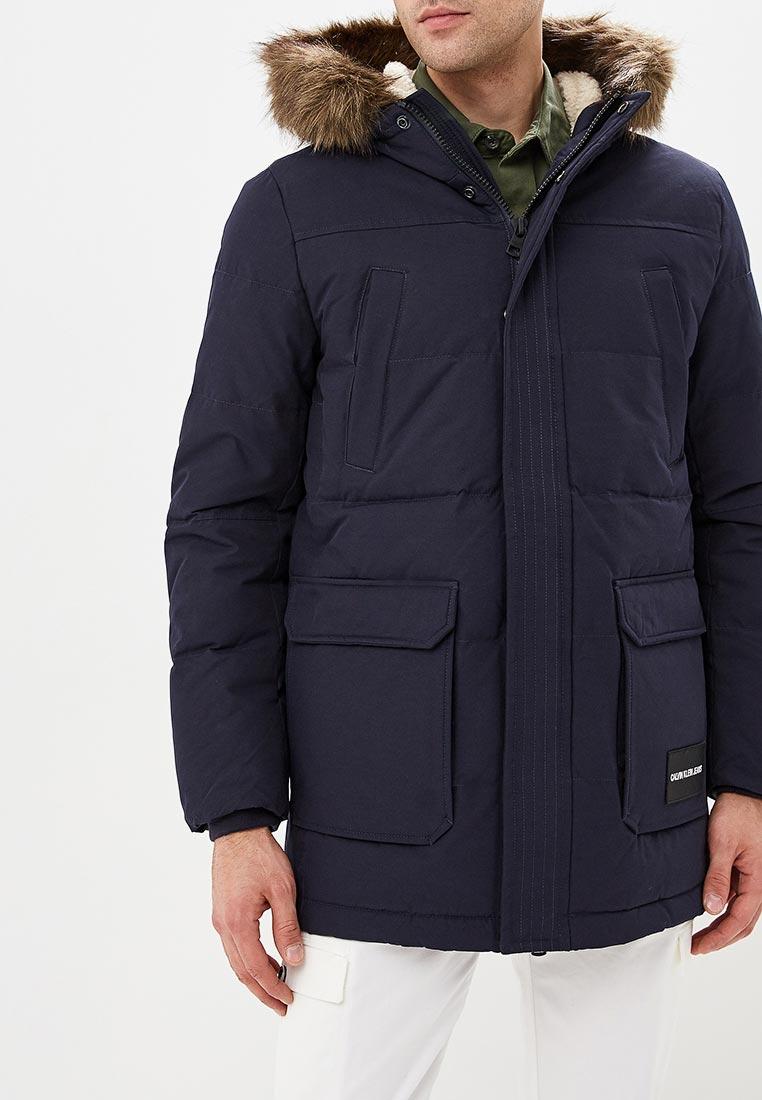 Утепленная куртка Calvin Klein Jeans J30J309480