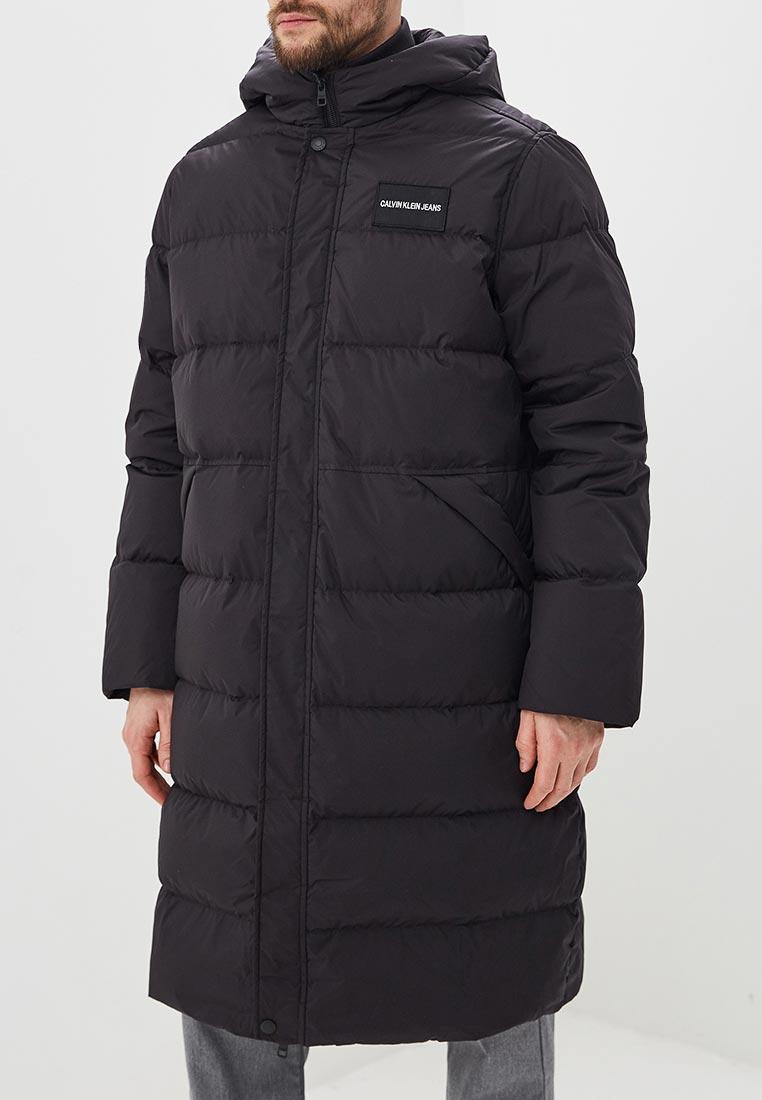 Утепленная куртка Calvin Klein Jeans J30J309657